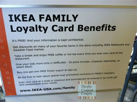 ikea family price how to save money at ikea get free coffee