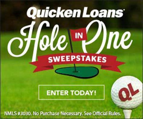 Pga Tour Hole In One Sweepstakes - enter quicken loans pga hole in one sweepstakes