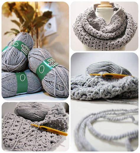 bufanda cuello en crochet o ganchillo de lana o estambre las 25 mejores ideas sobre crochet bufanda en pinterest