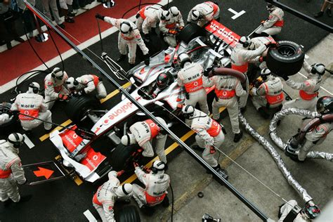 Pit Stop by Pin Formula 1 Pit Stop Free Wallpaper On