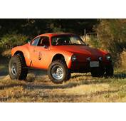 Volkswagen Baja Karman Ghia Race Car Like Bug For Sale Photos