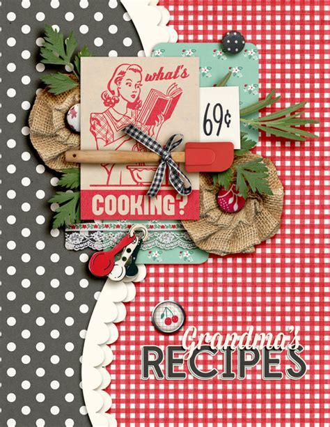recipe book cover template free may template freebie labau designs