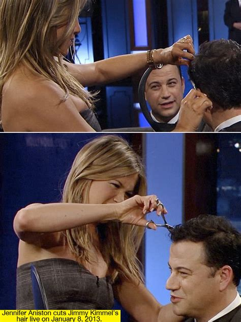 jimmy kimmel hair loss jimmy kimmels hair video jimmy kimmel haircut jennifer