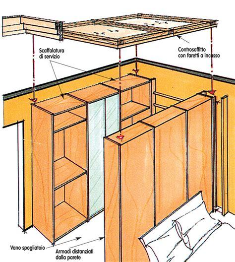 come costruire cabina armadio cabina armadio fai da te come realizzarla spostando