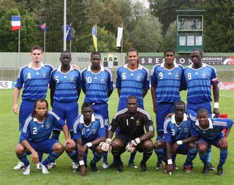 Equipe de France de Foot Espoir « Le blog de Jean de Pont ... L Equipe Foot