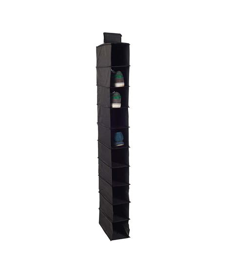 shoe rack hanging howards hanging shoe rack organizer buy howards hanging