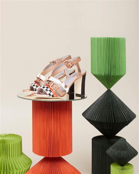 Fashion Origami Set - shooting for pollini 2017 uros mihic
