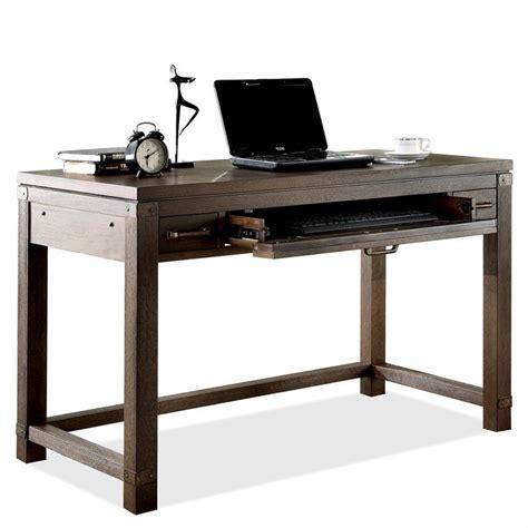 Riverside Desks by Riverside Furniture Promenade Writing Desk In Warm Cocoa 84532