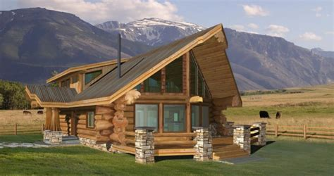 log home and log cabin floor plans between 1500 3000