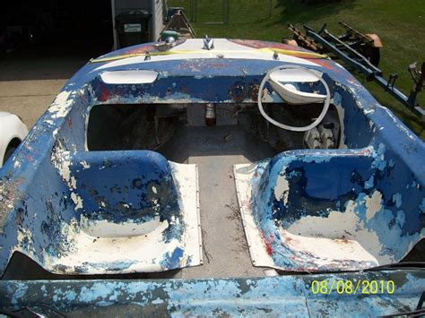 boat gas tank pitting power cat boat