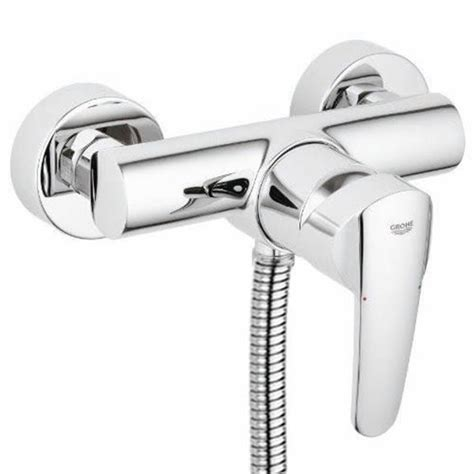 Robinet Mural Grohe by Robinet Mitigeur De Mural Grohe En Laiton Chrom 233