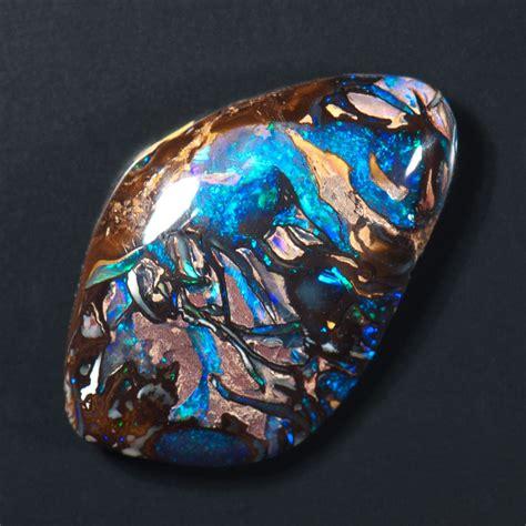 Blue Opal opal skyjems muzo mine