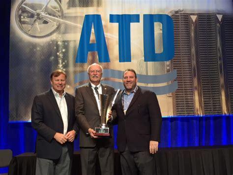 mack truck dealers mack dealer robert nuss honored as 2017 atd truck dealer