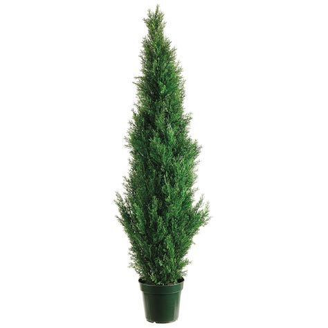 outdoor potted trees 5 foot artificial outdoor cedar tree potted 5ftced st