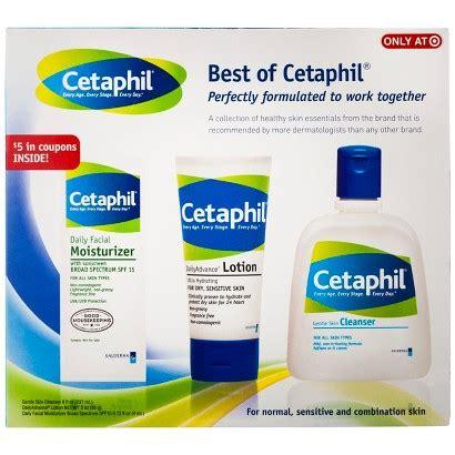 Cetaphil Kit cetaphil skincare set target