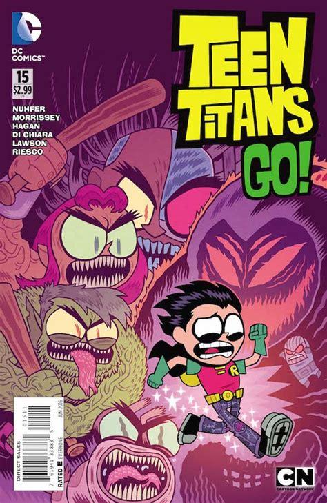 Dc Comics Go 20 April 2017 kid krypton go 15