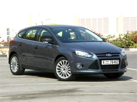 2012 Ford Hatchback by 2012 Ford Focus Hatchback Iii Pictures Information And