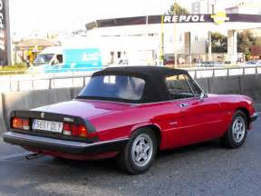 1980 Alfa Romeo 1980 Alfa Romeo Spider Information And Photos Momentcar