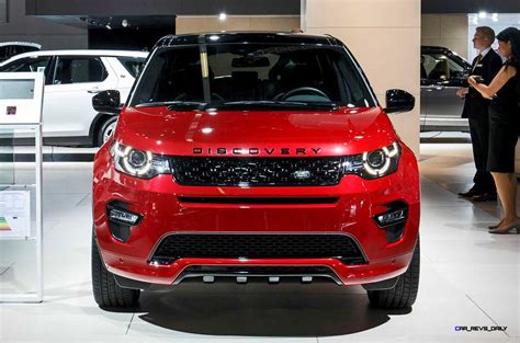 land rover discovery 2016 red 2016 land rover discovery sport dynamic