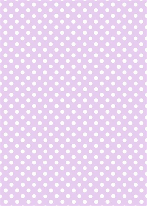 purple  white polka dot wallpaper gallery