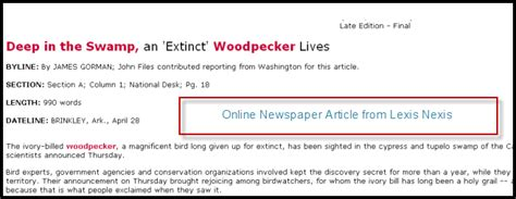 apa format news article online how to cite an online newspaper article in text apa style