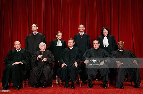 members supreme court members of the us supreme court pose for a