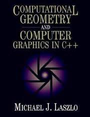 Computational Geometry And Computer Graphics In C 1996