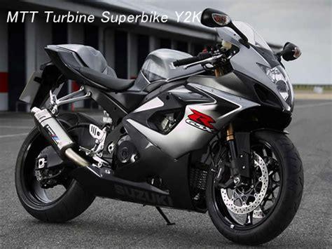 Suzuki Y2k Top 10 Heavy Bikes