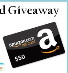 Amazon Gift Card History - contest 50 amazon gift card giveaway
