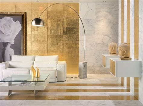 white and gold interiors home and decoration