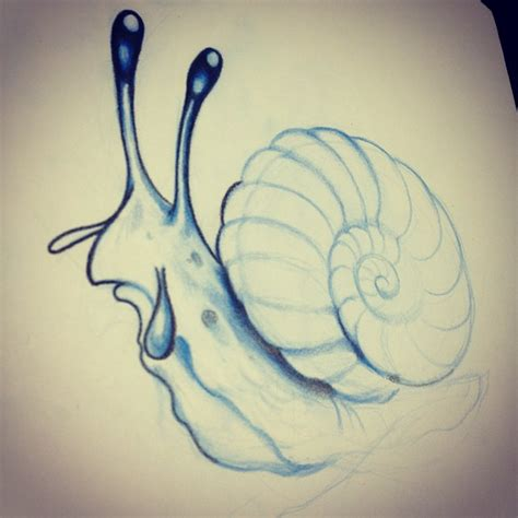 simple tattoo design outlines snail tattoo images designs