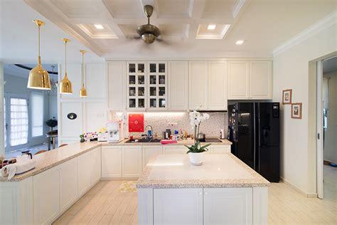 layout dapur ideal tingkap dapur moden desainrumahid com
