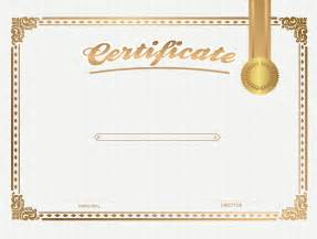 white certificate template png image gallery