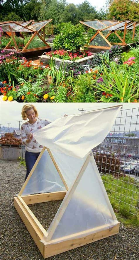 diy mini greenhouses images  pinterest