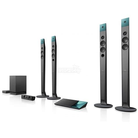 3d 5 1 home theater system bdv n9100w sony