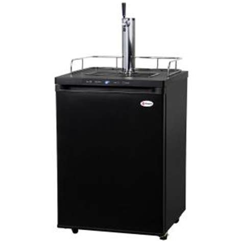 kegco size digital keg dispenser with single tap