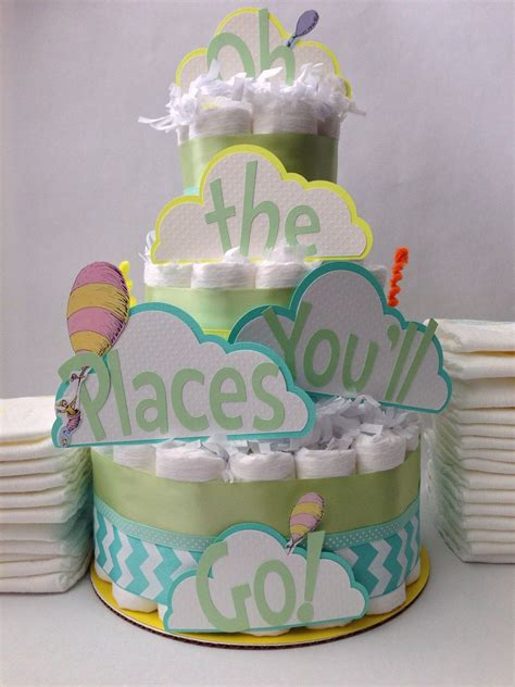 oh the places you ll go cake baby shower