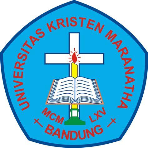 tutorial logo universitas logo universitas kristen maranatha kumpulan logo indonesia