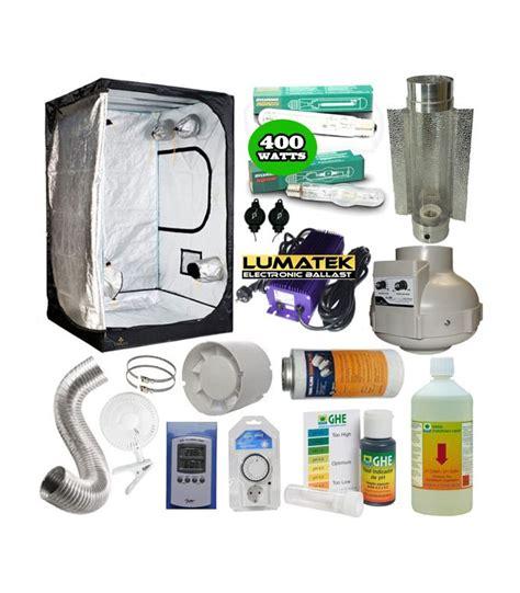 kit chambre de culture led pack complet tente eclairage pack complet chambre de