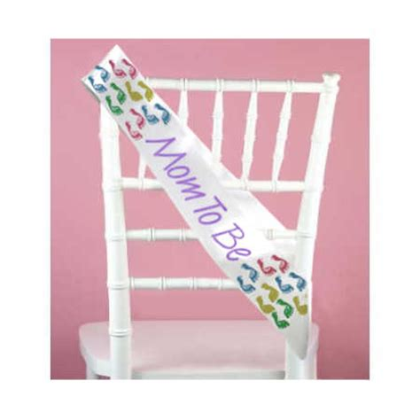 Selempang To Be Sash To Be Baby Shower Berkualitas quot to be quot baby shower sash and baby shower ideas baby shower supplies