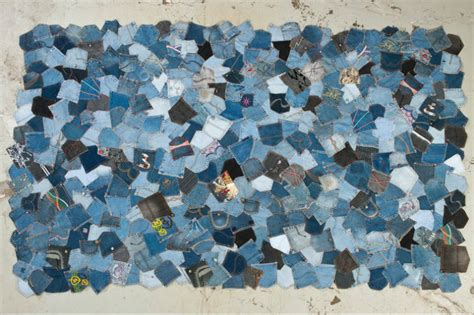 Patchwork Designer - brc designs one of a pocket rugs are a patchwork of