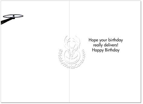 Drone Birthday Card drone cookies birthday card bizarro by dan piraro
