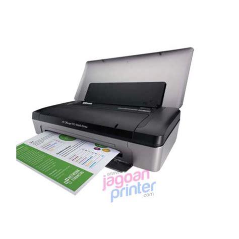 Printer Bluetooth Termurah jual printer hp officejet 100 mobile murah garansi
