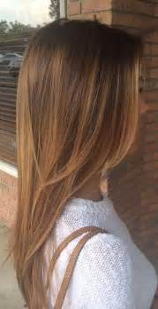 how to highlight layered hair 25 best ideas about brown straight hair on pinterest