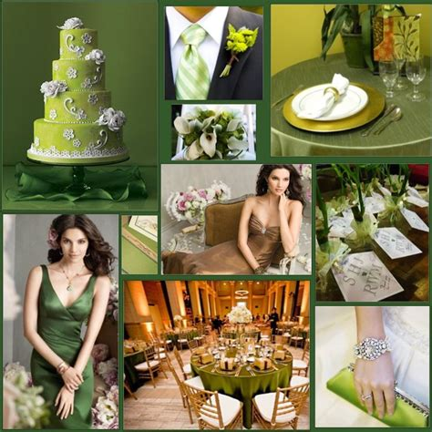 green gold wedding stuff a has to wish for