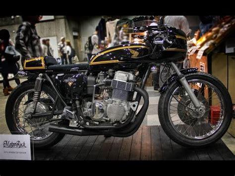 112 Honda Cb750 Custom Indonesia Ver 1971 honda cb750four cafe racer doovi