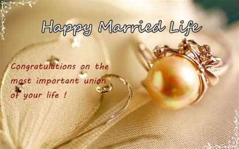 Happy Wedding Wishes Cards