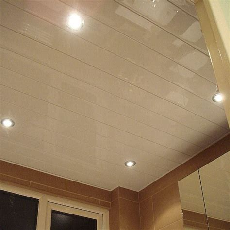 bathroom suspended ceiling