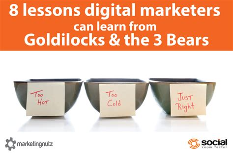 8 Lessons We Can Learn From Brad And Ange by 8 Lessons Digital Marketers Can Learn From Goldilocks And