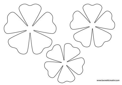 disegni fiori da ritagliare disegni fiori da ritagliare cerca con disegni